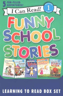 Funny School Stories Learning To Read Box Set