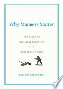 Why Manners Matter