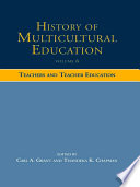 History of Multicultural Education  Teachers and teacher education