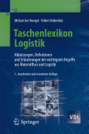 Taschenlexikon Logistik