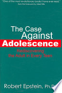 The Case Against Adolescence
