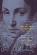 The Nobility and Excellence of Women and the Defects and Vices of Men Book