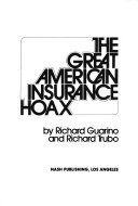 The great American insurance hoax