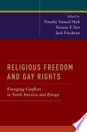 Religious Freedom and Gay Rights