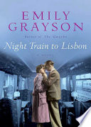 Night Train To Lisbon book