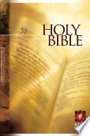 Holy Bible Pdf/ePub eBook