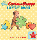 Curious Baby Everyday Shapes Puzzle Book