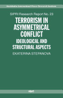 Terrorism in Asymmetrical Conflict
