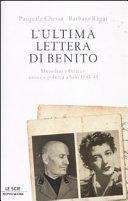 L'ultima lettera di Benito