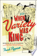 When Variety Was King