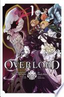 Overlord Vol 1 Manga