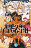 Black Clover   Tome 8   Black Clover