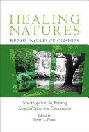 Healing Natures  Repairing Relationships