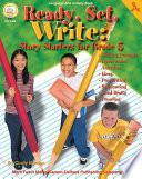 Ready  Set  Write  Grade 5