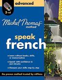 Michel Thomas Method French Advanced, 5-CD Program