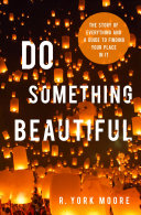 Do Something Beautiful Book Cover