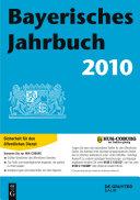 Bayerisches Jahrbuch 2010