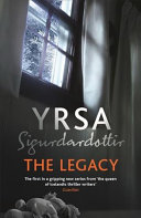 The Legacy Outstanding Crime Novelist Daily Express Yrsa