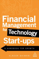 Financial Management for Technology Start Ups Book Cover