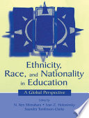 Ethnicity  Race  and Nationality in Education