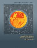 Discrete Mathematics  Pearson New International Edition