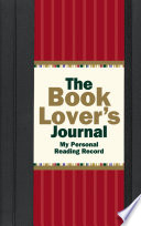 The Book Lover s Journal