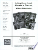 Reader's Theater William Shakespear Kit