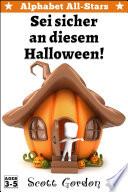 Alphabet All Stars Sei Sicher An Diesem Halloween
