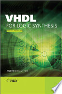 VHDL for Logic Synthesis
