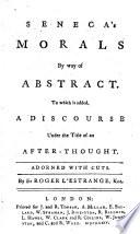 Seneca's Morals by Way of Abstract