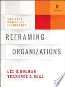 Reframing Organizations
