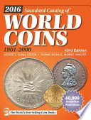 Standard Catalog of World Coins 2016