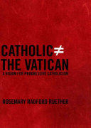 Catholic Does Not Equal the Vatican