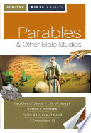 Parables and Other Bible Studies