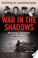 War in the Shadows Book PDF