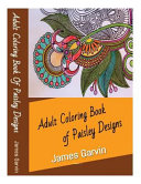 Adult Coloring Book of Paisley Designs Book PDF