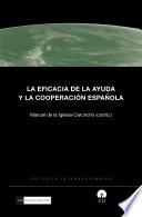 La eficacia de la ayuda y la cooperación española