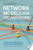 Network Models For Organizations book