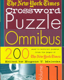 The New York Times Crossword Puzzle Omnibus