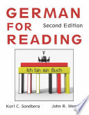 German For Reading : can be used with equal effectiveness...