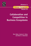 Collaboration And Competition In Business Ecosystems