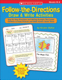 Follow the Directions Draw and Write Activities