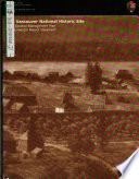 Fort Vancouver National Historic Site (N.H.S.), General Management Plan