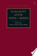 Illegality after Patel v Mirza
