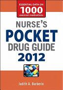 Nurse s Pocket Drug Guide 2012