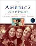 America Past and Present, Brief Edition, Volume II, Books a la Carte Plus Myhistorylab Blackboard/Webct