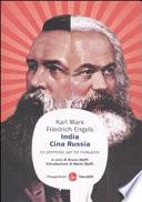 India, Cina, Russia. Le premesse per tre rivoluzioni