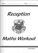 Reception level maths workout