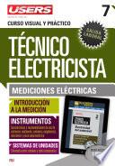 Técnico electricista 7 - Mediciones eléctricas