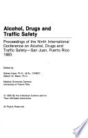 Alcohol  Drugs  and Traffic Safety